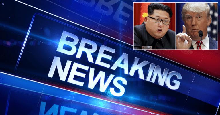 After North Korea 'Tricks' Trump, Donald Drop-Kicks Kim Into Next Week
