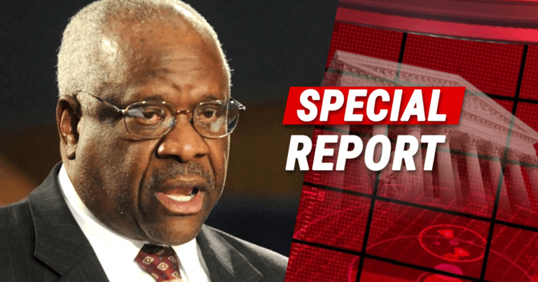 Clarence Thomas Deals Blow To Liberals – Supreme Court Signals They Will Side With Students Over NCAA On Compensation