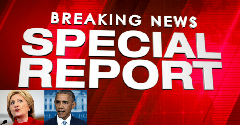 Obama Hammered With New Hillary Evidence – It Could Finally Link Everything Back To Him