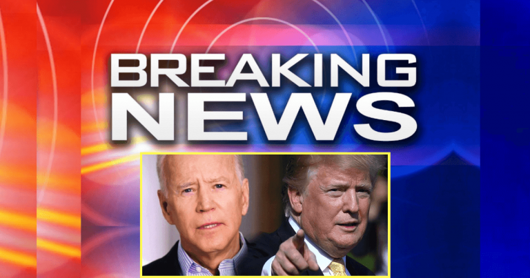 Donald Plays His Trump Card On Joe's Speech – He Accuses Biden Of Being 'Very Ungracious' For Giving Him No Credit