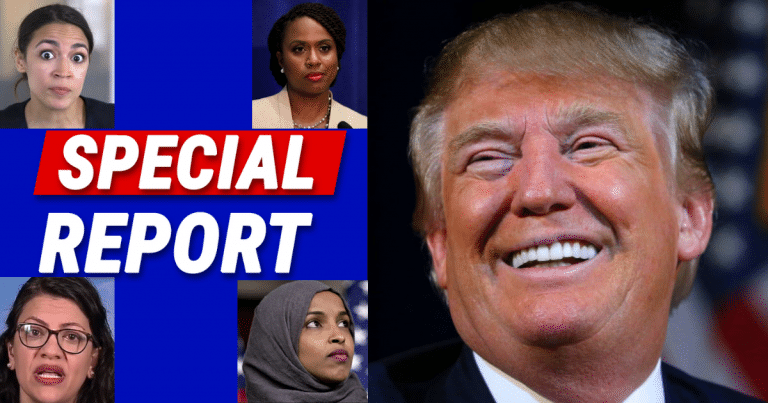 After Democrat Squad Files For Impeachment – Trump Gets News Of His Approval Ratings Shift