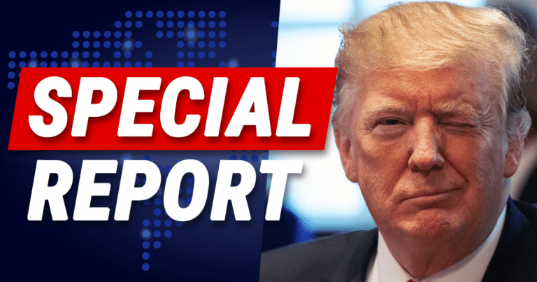 Trump Goes After The IRS Swamp – Signs Bill To Protect Our Hard Earned Money
