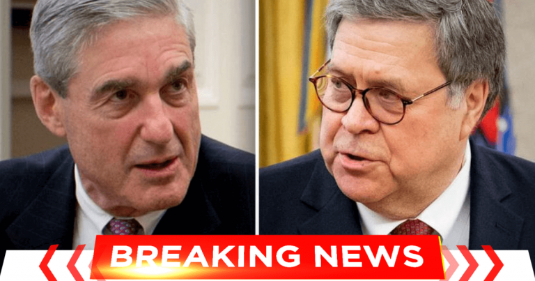 After Mueller's Missing Puzzle Piece Slips Out – Barr's Bulldog Goes To Retrieve It
