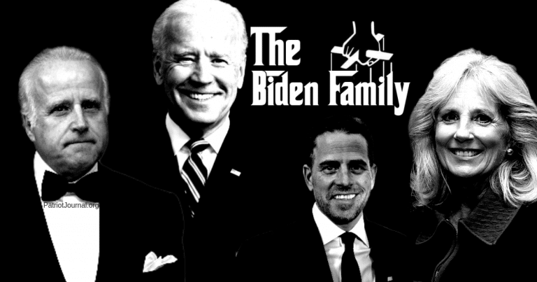 "The Biden Family Should Be Sweating – Their ""Closet Of Skeletons"" Was Just Flung Open"