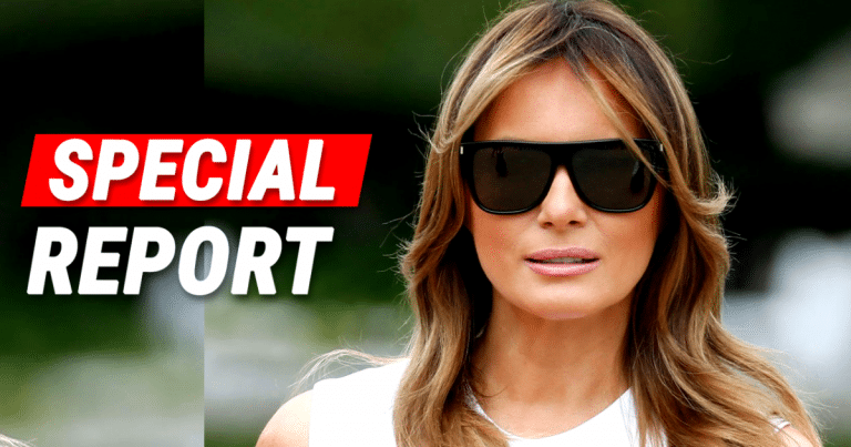 Melania Dons Three Of Her Classiest Outfits – She Left All Of France Begging For More