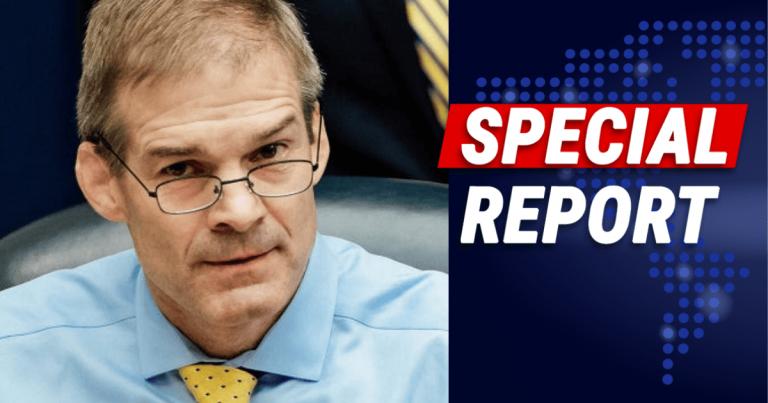 Jim Jordan Pulls Back Curtain On Pelosi – Her Impeachment Plan Just Went Straight Down The Drain
