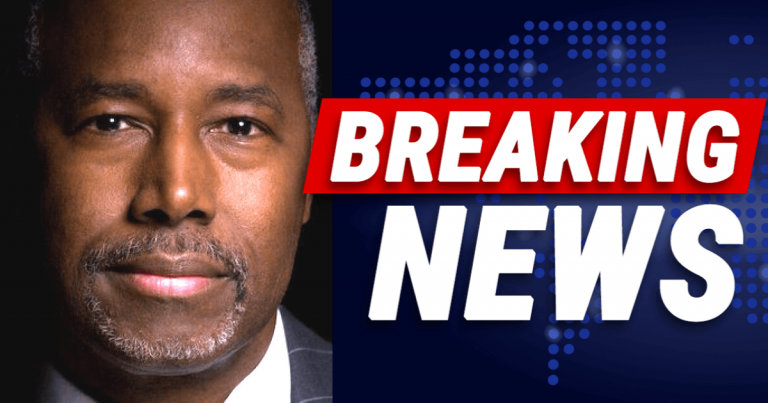 "Feds Declare Verdict On Ben Carson – It Turns Out They Never Had Any ""Evidence Of Misconduct"""