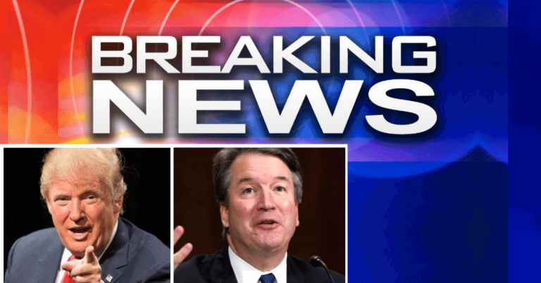After Dems Make New Kavanaugh Accusation – Trump Brings It Crashing Down On Them