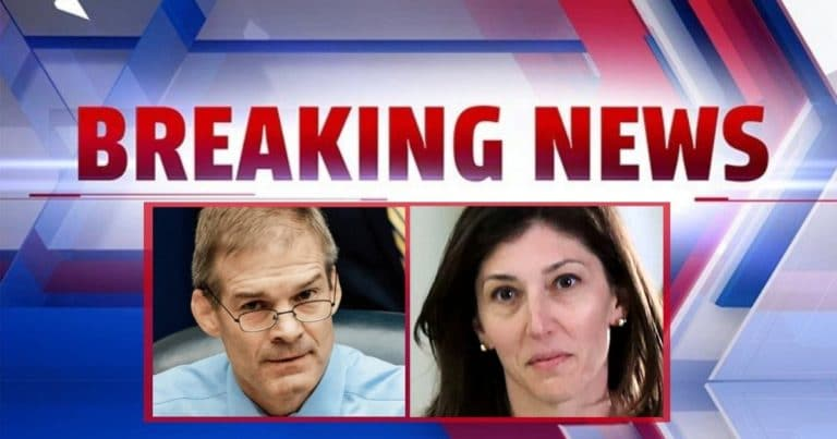 Jim Jordan Pulls Back Curtain On Lisa Page – She Breaks Her Silence Only A Week Before The FISA Report