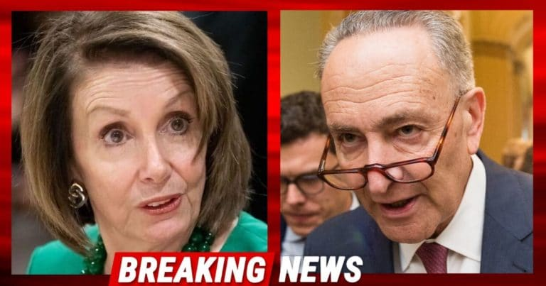 Hours After GOP Releases New Stimulus Bill – Democrats Pelosi And Schumer Quickly Derail It