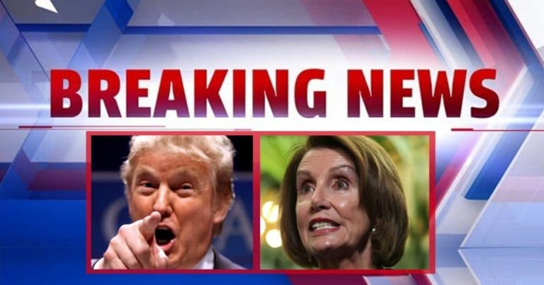 Nancy Pelosi Just Went Over President Trump's Head – She Called The Pentagon To Deny Trump's Nuclear Access