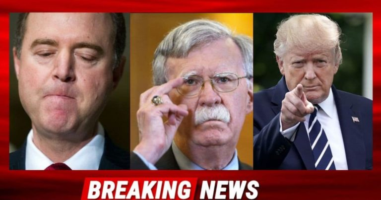 "New Dug-Up Videos Of Schiff And Bolton Could Derail Democrats – President Trump Declares The Impeachment Game Is ""Over"""