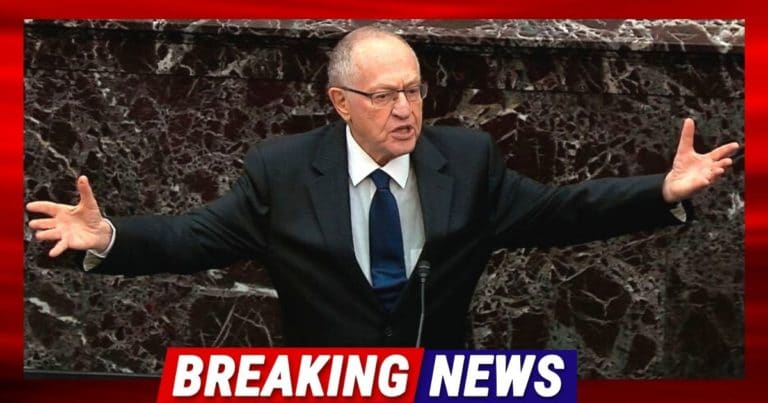Alan Dershowitz Rips Pelosi's Impeachment To Shreds – He Claims They Cannot Impeach Trump After He Leaves Office