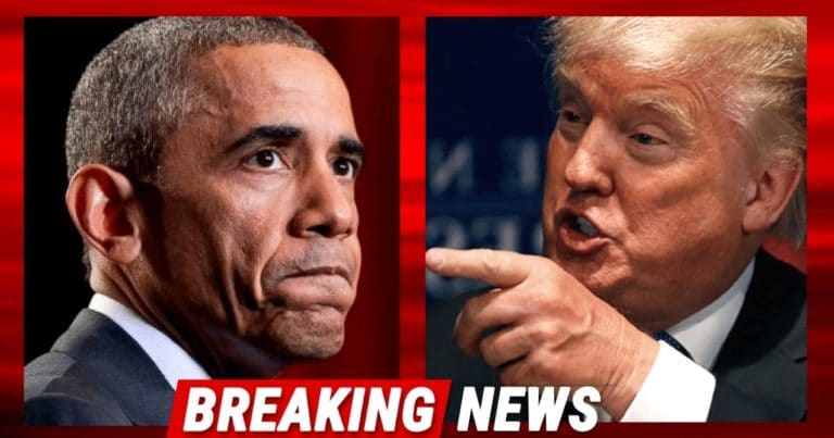 President Trump Blames Obama In His Speech – Reminds America That Barack Paid For Missiles Iran Fired At Us