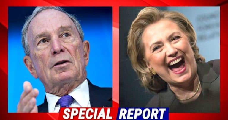 After Bloomberg Considers Hillary For VP – Former Adviser Warns Little Mike To 'Hire a Taster'