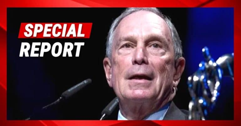 Bloomberg Could Be In Deep 2020 Trouble – 'Little Mike's' Mayor Closet Swings Wide Open
