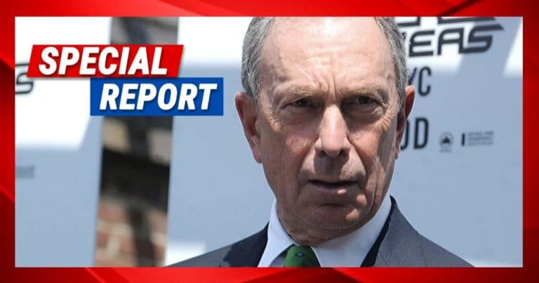 Michael Bloomberg's 2020 Plans Slip Out – The Billionaire Is Buying Off 'Mercenary' Lawyers To Push Climate Change
