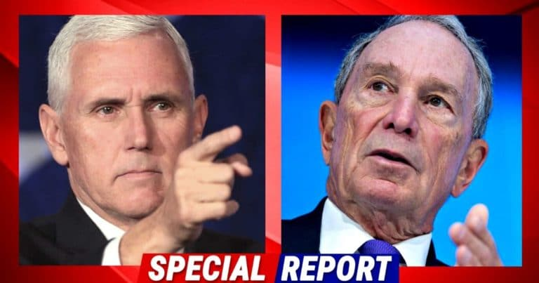 Mike Pence Releases Farmer Video On Bloomberg – Steamrolls Democrat Billionaire Mini-Mike