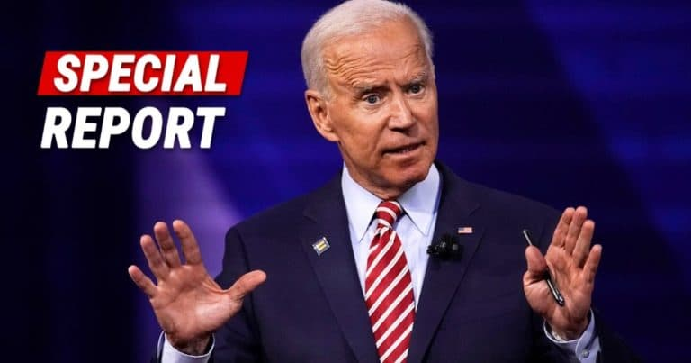 After Media Claims Biden's Approval Rating Is Soaring – Rasmussen Pulls Joe Back Down To Earth, Below Trump