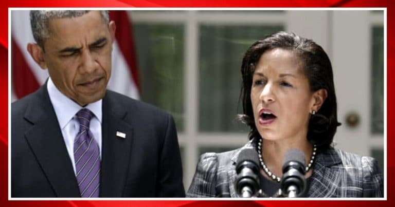 Curtain Pulled Back On 2 Obama Officials – New Evidence In Susan Rice Email Shows Comey Didn't Want Flynn To See Russia Intel