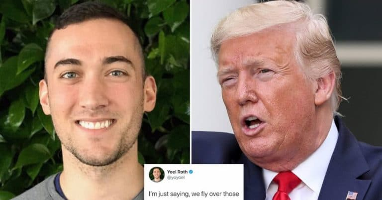 After Twitter Executive Fact-Checks Donald – His Anti-Trump Past Comes Spilling Out