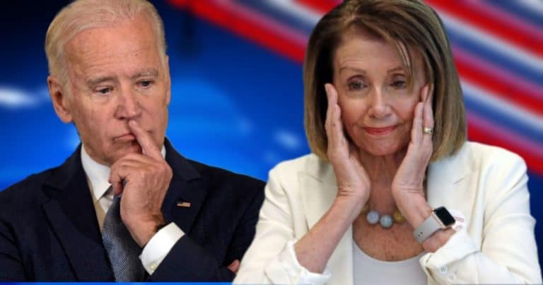 Pelosi And Biden Are In Trouble With The Church – Nancy's Own Archbishop Wants To Deny Them Communion Over Policies