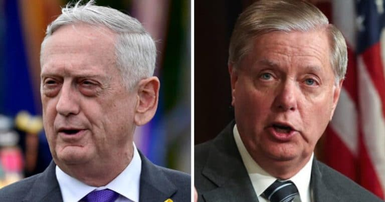 "After Mad Dog Mattis Tries To Blast Trump – Lindsey Graham Sets The Record Straight: ""You're Missing Something Here, My Friend"""