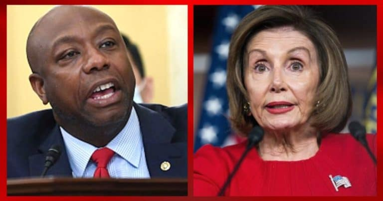 """After Scott Calls Out Pelosi For 'Heinous' Statement – Nancy Gets Chance To Apologize, But Says """"Absolutely Not"""""""