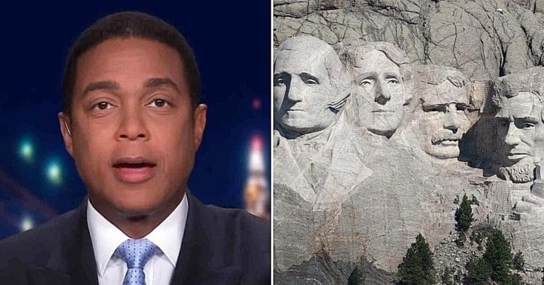 "CNN's Lemon Wants To ""Fix"" Mount Rushmore – We Just Need To Add One More Face, President Barack Obama"
