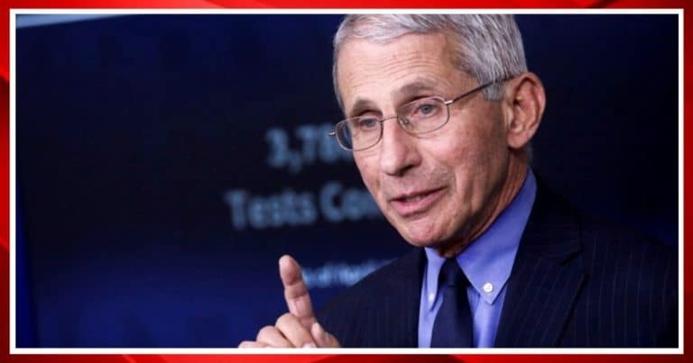 Are Masks Not Enough Anymore? Dr. Fauci Now Says Americans Should Be Wearing Protective Goggles Or Eye Shields