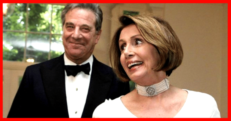 While Pelosi Rips Trump's Covid Response – A Company Tied To Nancy's Husband Raked In The Cash
