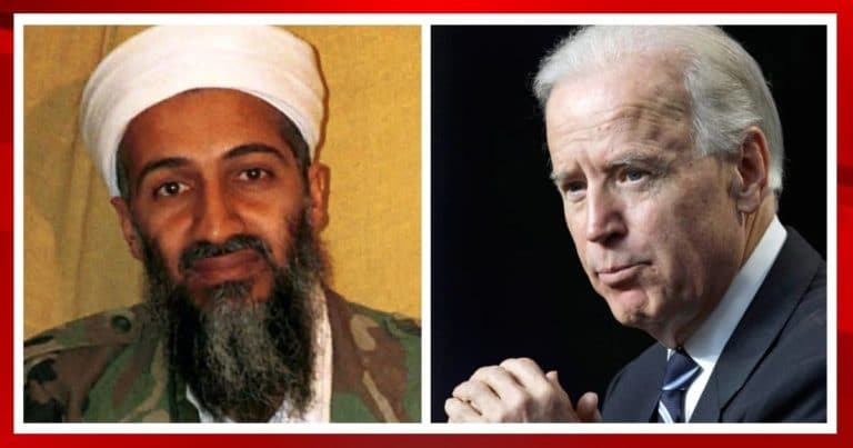 Bin Laden Said He Wanted Biden To Be President – Because He Thought Joe Would Send America Into Crisis