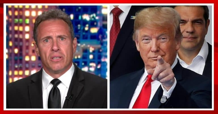 "Hours After Chris Cuomo Call Is Leaked – President Trump Shoots Out Demand: ""Fredo Must Go"""