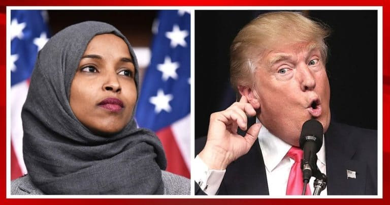 Hours After Veritas Uncovers Omar District Ballot Harvesting – President Trump Demands A Full Investigation