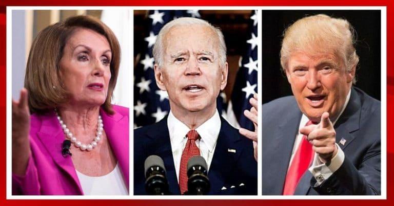 "After Pelosi Suggests Biden Shouldn't Debate – President Trump Demands From Joe ""Written Confirmation"""