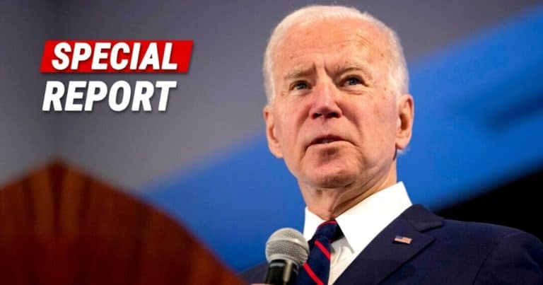 Hours After Biden Plans $1.8T In New Spending – Americans Send His Approval Rating Straight South