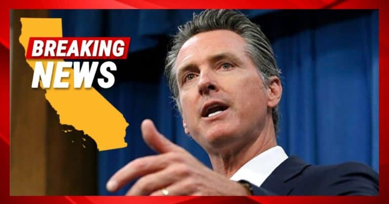 Governor Newsom Punished By California Judge – Permanent Injunction Prohibits Him From Changing Election Laws