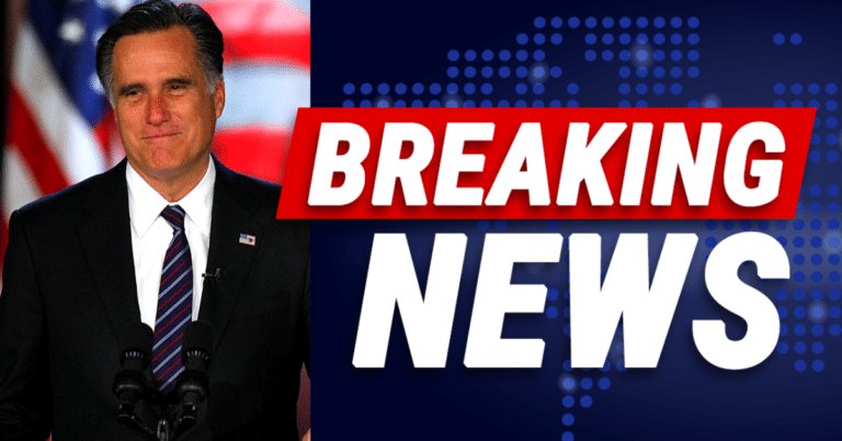 After Senate Finished Barrett's Confirmation Hearing – Mitt Romney Says He Plans To Vote For Amy