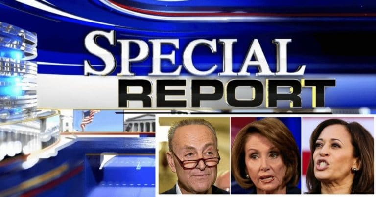President Trump Triggers Pelosi, Schumer And Kamala – They Threaten To Retaliate Since Donald Followed The Constitution