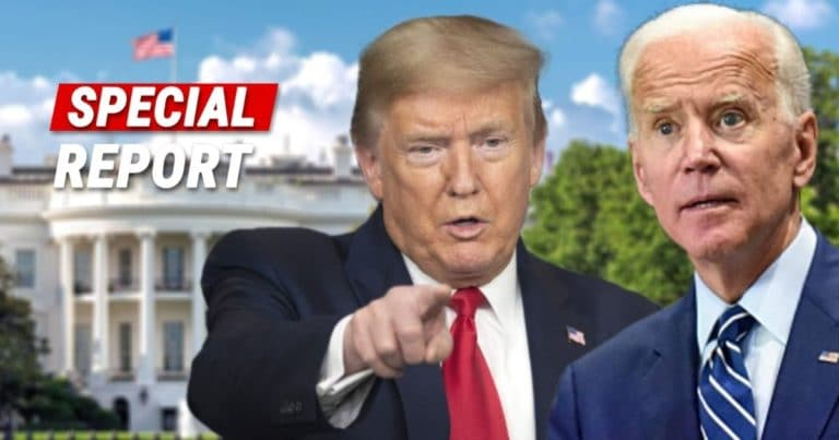 After Trump Gets 89% Negative Coverage For 4 Years – President Biden's First 3 Months Gets Coverage That's 59% Positive