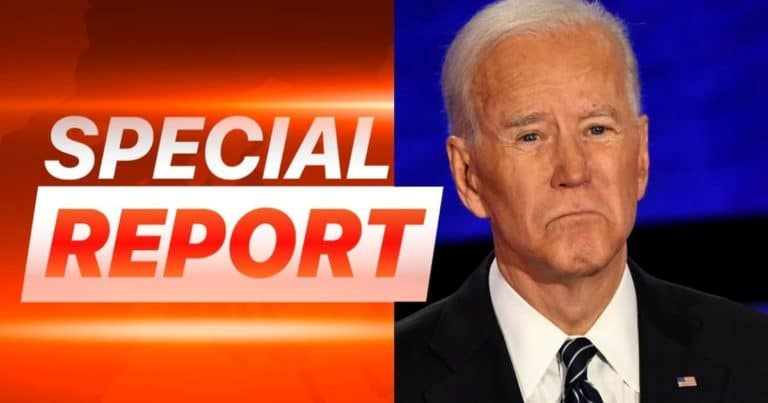 """Biden's Stimulus Bill Just Got Cracked Open – New Report Shows He's Spending """"At Least 312 Billion"""" In Policies Unrelated To Relief"""