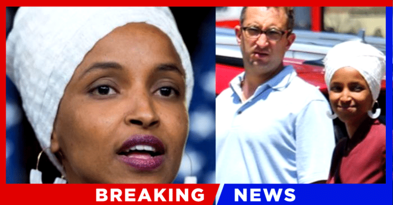 After Ilhan's Campaign Spent $2.78 Million At Husband's Firm – She Scrambles To Cut Ties With His Company