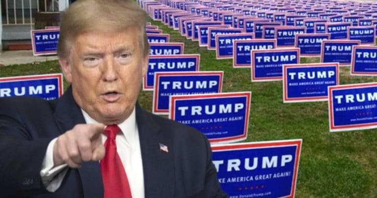 Don't Toss Out Your MAGA Signs Just Yet – It Looks Like Donald Trump Could Run Again In 2024