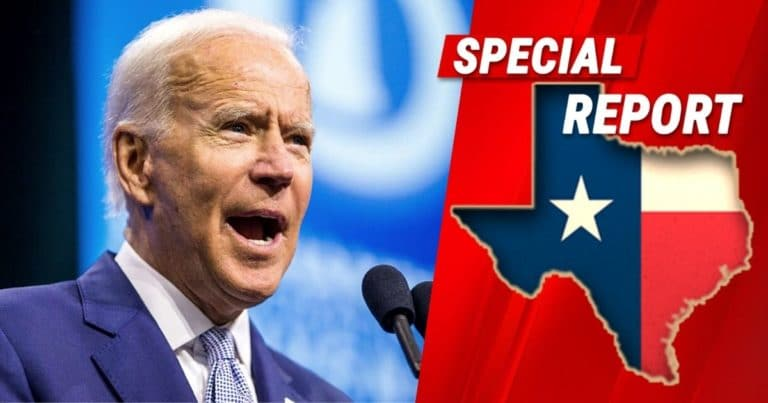 Texas Just Cut President Biden And His Feds Out – The Lone Star State Unveils Chain Link Fence And Arrests