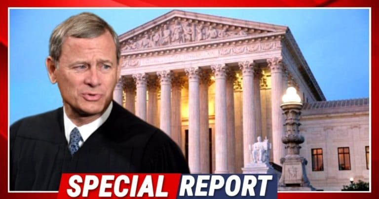 Democrats Run Into Impeachment Roadblock – Supreme Court Chief Justice Roberts May Refuse To Take It, Says Rand Paul