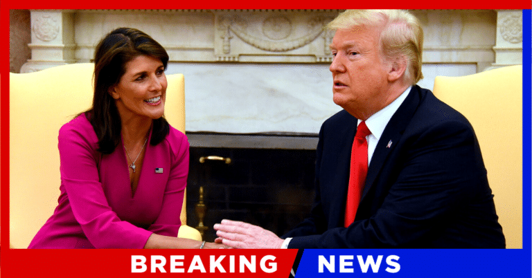 Nikki Haley Makes Controversial Claim About Trump – His 2024 Chances May Be In Trouble