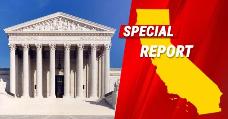 In Ground-Shaking 5-4 Decision, The Supreme Court Just Dropped The Constitution On California, Opens Up Churches