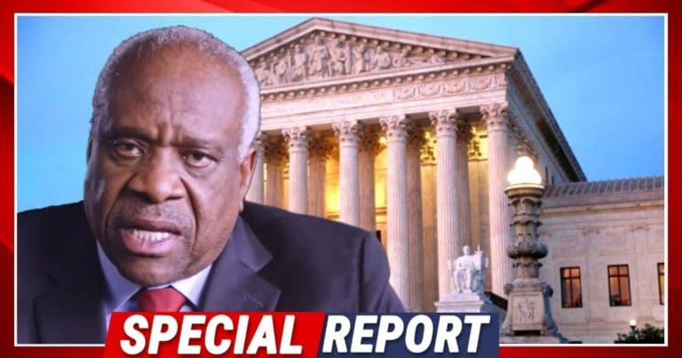Clarence Thomas Turns The Tables On Liberals – He Just Gave Supreme Court His Gameplan To Stop Censorship