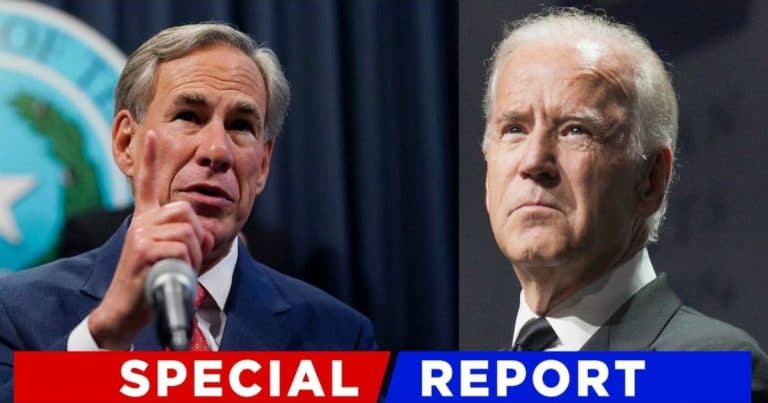 Texas Gov. Abbott Defies President Biden – Joe Refuses To Build The Wall, So The Lone Star State Will