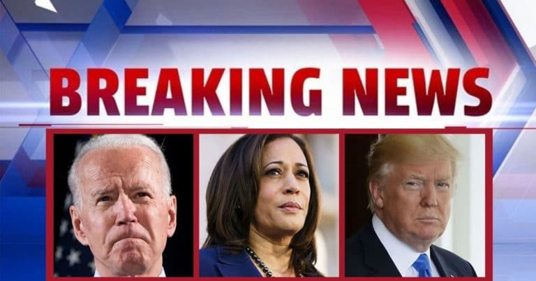 Trump Just Topped Both Biden And Harris – They Don't Stand A Chance Against Donald In The 2024 Election According To Poll
